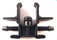 "Delphi C.R. Injector Return clip on ""T"" Plastic"